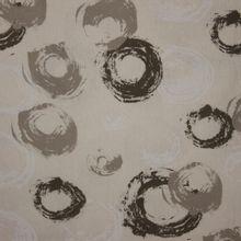 linnen met cirkelmotief