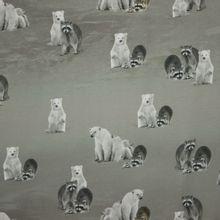 tricot met wasbeertjes en ijsbeertjes