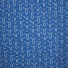 Lilla-Lotta Forest jeansblauw tricot