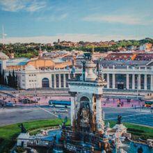 Fotopaneel Rome