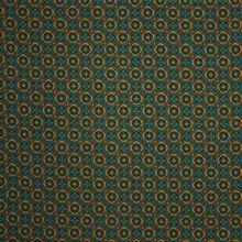 fijne polyester met abstracte bloemen
