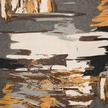 fijn breitje met abstract motief