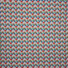 tricot met retro print