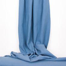 Tetra katoen blauw