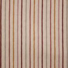 Bruine canvas met strepen