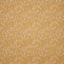 Petal Mustard katoen gauze van Atelier Brunette