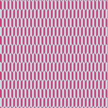 Blauw/ roze Katoen van Poppy