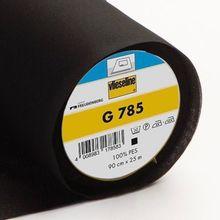 G785 Zwarte Vlieseline