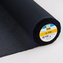 G700 Zwarte Vlieseline
