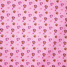 Roze Katoen met Paw Patrol
