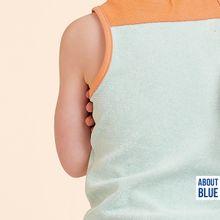 Licht Blauwe Spons met Slangen van About Blue