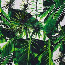 Canvas met Exotische Planten