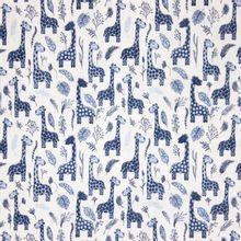 Witte Tetra met Blauwe Giraffen