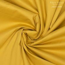 Gele Katoen Stretch van Fibre Mood