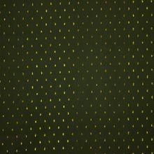 Fijne Kakigroene Viscose met Glinsterende Goudkleurige Spikkels