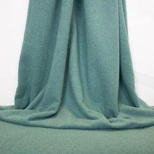 Turquoise Breitje met gebrushte Achterkant
