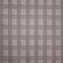Polyester Stretch Prince de Galles Print