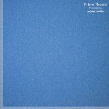 Blauwe Gebreide Stof van Fibre Mood