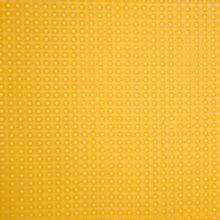 Jacquard geel cirkel motief