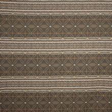kaki elastische stof met lijnmotief