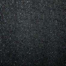 Zwarte feeststof met glitterpatroon