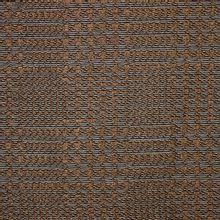 jacquard met brons geometrisch ruitenpatroon