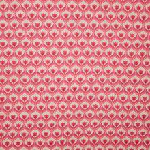 Licht breitje met roze tulpen