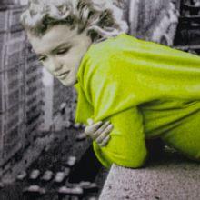 Foto paneel van Marilyn Monroe