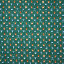 Groene tricot met kevers