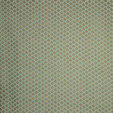 Muntkleurige polyester met gouden blaadjes