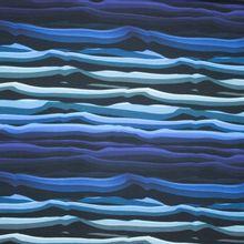 Veelkleurige tricot 'Wavy Stripes' van 'Lycklig Design'
