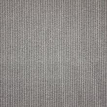 Grijze tricot met zilveren glitter streepjes