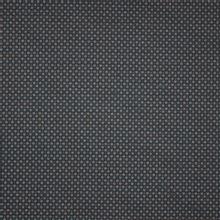 Zwarte polyester - viscose tricot met vierkantjes motiefjes