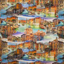Tricot Venetië fotoprint
