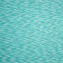 Fijn breitje turquoise gemeleerd