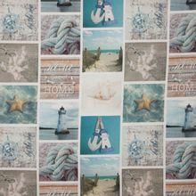 Canvas marine tafereel fotomotief
