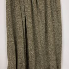 Kakigroen breitje in katoen / polyester mengeling van My Image