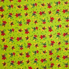 Katoen tricot Mexicaans motief