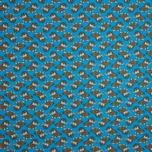 Katoen tricot mamoet motief