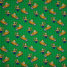 Groene LEGO kindertricot