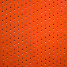 Jolijou french terry oranje driehoek motief