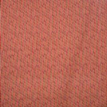 Landschap quilt met rode bakstenen