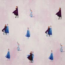 Katoentricot Disney Frozen 2