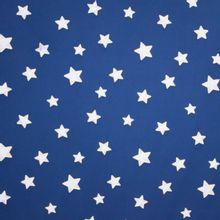 Magic softshell met sterren blauw