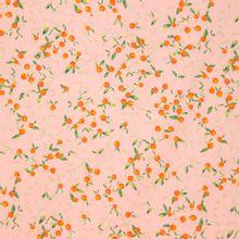Peach tricot met perzikken