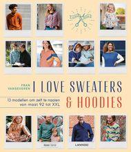 Frans Vanseveren- I Love Sweaters & Hoodies Paperback
