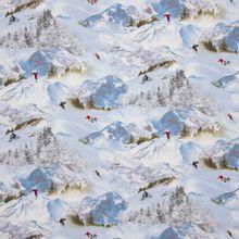 Katoen wintersport ski