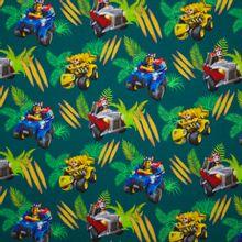 Petrolgroene tricot van Paw Patrol