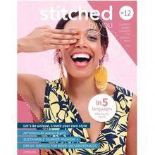 Stitched By You Magazine #12 Zomer 2021