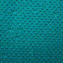 Noppenfleece smaragd groen